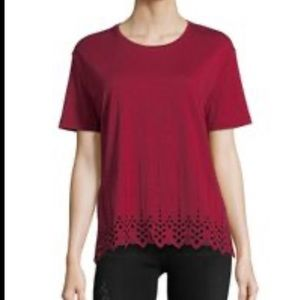 The Kooples Red T-Shirt
